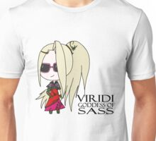 Viridi: Goddess of Sass Unisex T-Shirt