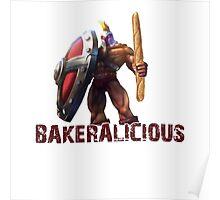 Baker Pantheon Poster