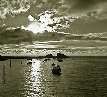 Bude in Black and White by avocet