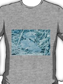 Frosty Leaves 3 T-Shirt