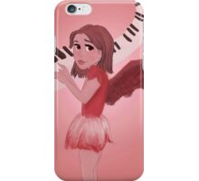 Little Music Angel iPhone Case/Skin