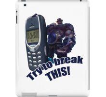 Nokia Braum, Best Braum! iPad Case/Skin