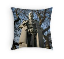King George of England Throw Pillow