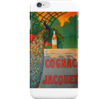 Cognac Jacquet iPhone Case/Skin