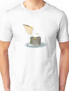 Happy Pelican Unisex T-Shirt