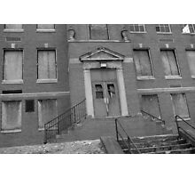 abandoned school [urban decay] Photographic Print