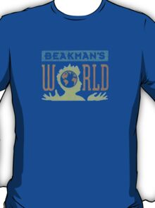 Beakman's World tv show design. T-Shirt