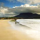 Beach Donegal by Kenart