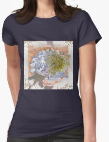 Baby's Breath Womens Fitted T-Shirt