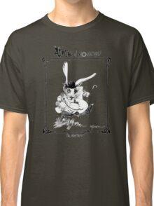 The White Rabbit - ALICE IN WONDERLAND - Ralph Steadman Classic T-Shirt