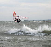 Wave jumper! by Richard Utin