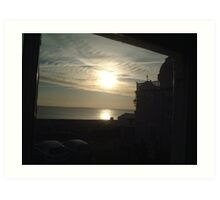 Early Morning View - Aldeburgh Art Print