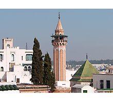 Hammouda Pacha Minaret Photographic Print