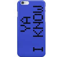 Little Britain. Ya I know. iPhone Case/Skin