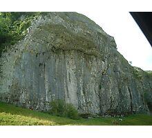 Kilnsey Crag Photographic Print
