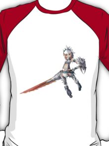 Barioth Armour and Lance T-Shirt