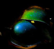 helmets copyright: Barbara Heide by barbara  heide