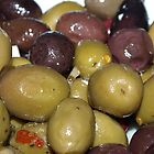 OLIVES by SharonAHenson