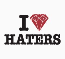 I love haters by dupabyte