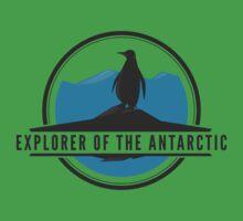 Explorer of the Antarctic Kids Clothes