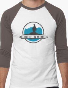 Explorer of the Antarctic Men's Baseball ¾ T-Shirt
