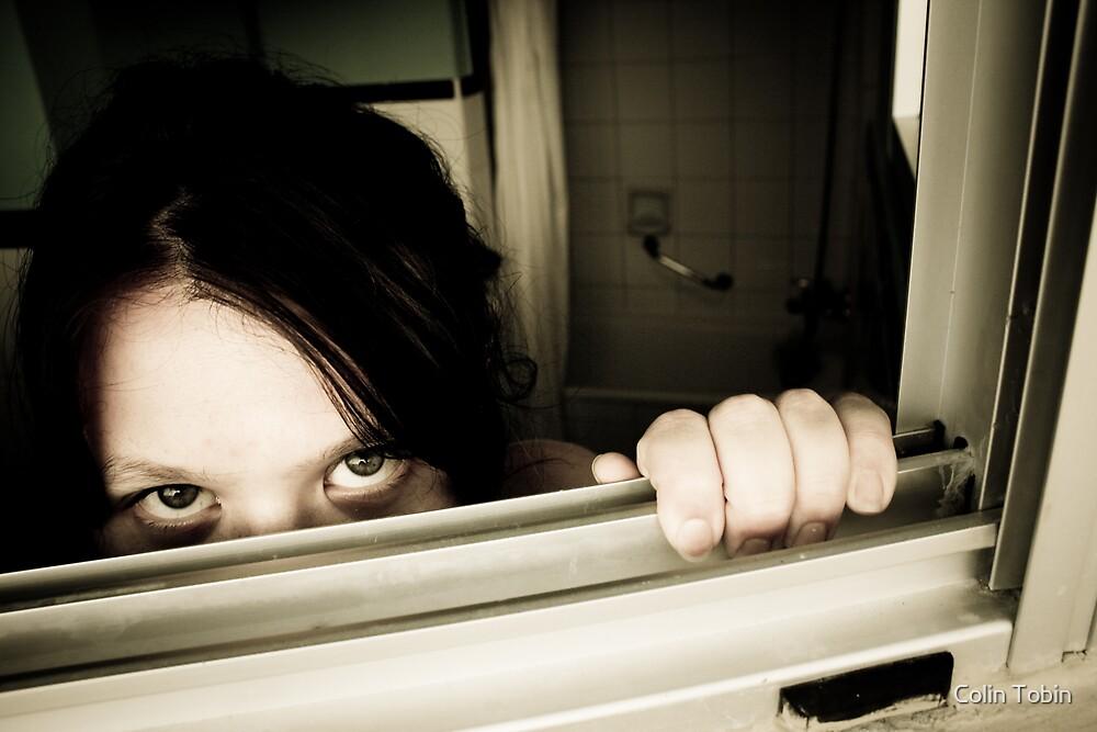 Peek-a-Boo by Colin Tobin