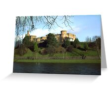Inverness Castle Greeting Card