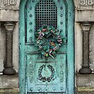 Turquoise & Rust by Pamela Shane