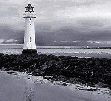 Towards the Irish Sea by Bev Evans