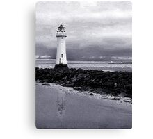 Towards the Irish Sea Canvas Print