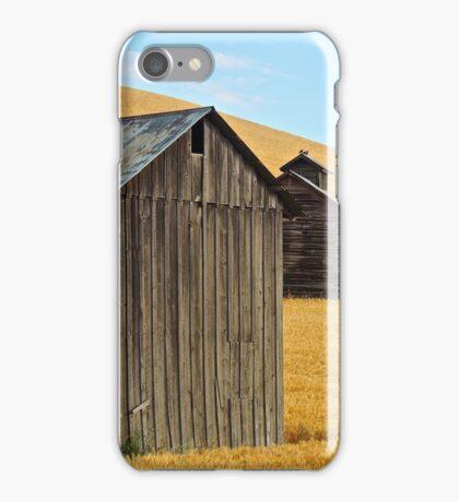 Western Barns iPhone Case/Skin