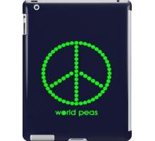WORLD PEAS iPad Case/Skin