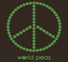 WORLD PEAS by BananaAlmighty