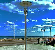 Asbury Park, NJ - The Boardwalk - HDR by AnneRN