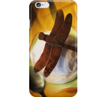 Dragonfly Ice Cream iPhone Case/Skin