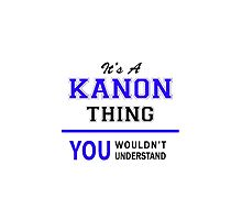 It's a KANON thing, you wouldn't understand !! by thenamer