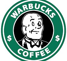 Warbucks Coffee by kayve