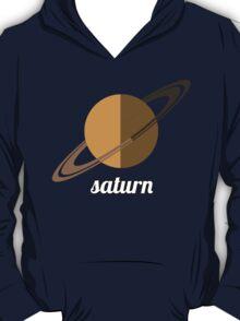 Planets - SATURN T-Shirt