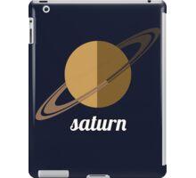 Planets - SATURN iPad Case/Skin