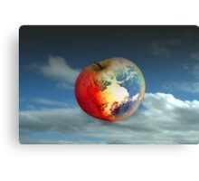 Apple of the World Canvas Print