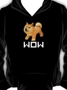Pixel Doge Wow T-Shirt