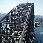 Sydney Harbour Bridge by Justine McCreith