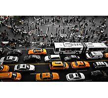 Union Square, NY Photographic Print