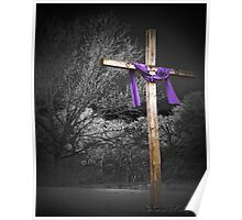 The cross..... Poster