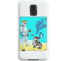 Stormtrooper griddle! Samsung Galaxy Case/Skin