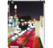 Tower Poppies 07 iPad Case/Skin