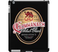 Kavanagh Clan Vintage Irish Stout iPad Case/Skin