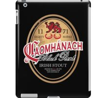 Kavanagh Clan Vintage Irish Stout iPad Case/Skin
