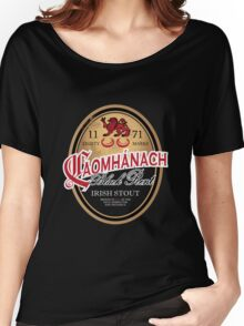 Kavanagh Clan Vintage Irish Stout Women's Relaxed Fit T-Shirt