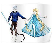Frozen Love Poster